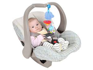 Hintergrundbilder Spielzeug Weißer hintergrund Säugling Blick Sessel kind