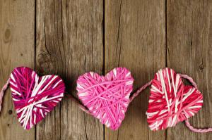 Bilder Valentinstag Bretter Drei 3 Herz