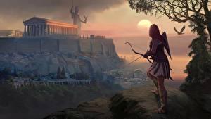 Fotos Bogenschütze Assassin's Creed Odyssey Krieger Spiele