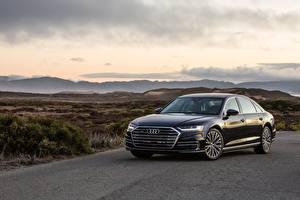 Picture Audi Sedan A8
