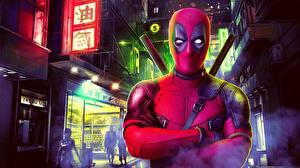 Bilder Deadpool Held