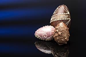 Fotos Ostern Schokolade Ei Lebensmittel