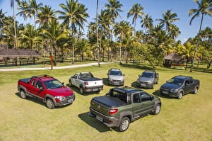 Pictures Fiat Many Pickup 2013-19 Strada Cars