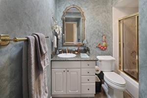 Desktop hintergrundbilder Innenarchitektur Design Toilette