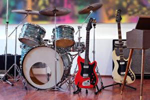 Hintergrundbilder Musikinstrumente Gitarre