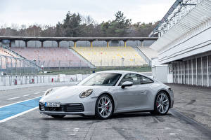 Bilder Porsche Grau Metallisch 2019 911 Carrera S Worldwide Autos