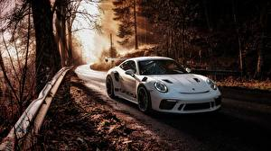 Bilder Porsche Weiß 911 GT3 RS 2019