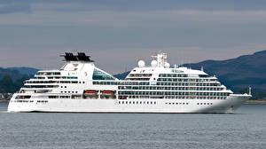 Hintergrundbilder Schiffe Kreuzfahrtschiff MV Seabourn Quest