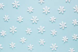 Wallpapers Texture Snowflakes