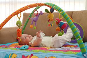 Fotos Spielzeuge Säugling