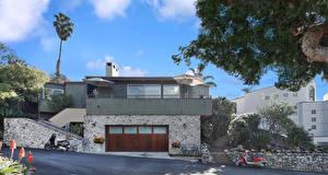 Fotos Vereinigte Staaten Gebäude Eigenheim Garage Laguna Beach Städte