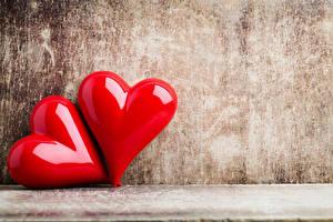 Hintergrundbilder Valentinstag 2 Herz Rot