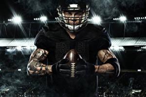 Hintergrundbilder American Football Mann Ball Uniform Handschuh Hand