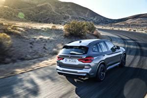 Bilder BMW Softroader Competition X3M F97 Autos