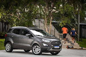 Fotos Ford Grau 2018-19 EcoSport Titanium Latam Autos