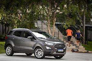 Fotos Ford Graue 2018-19 EcoSport Titanium Latam auto