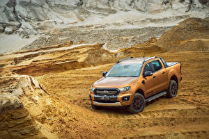 Bilder Ford Pick-up Braun 2018-19 Ranger Wildtrak