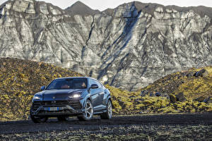 Fondos de Pantalla Lamborghini Metálico 2018-19 Urus Body Color Package Worldwide