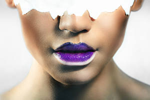Images Lips Violet Makeup Girls