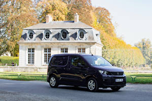 Pictures Peugeot Violet Metallic 2018-19 Partner Worldwide auto