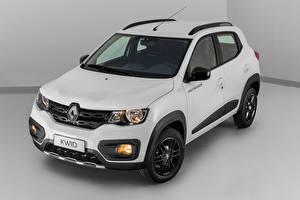 Image Renault White 2018 Kwid  Outsider  Latam auto