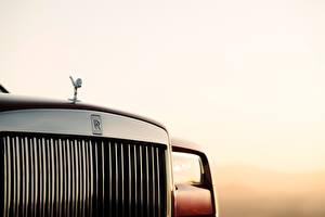 Fotos Rolls-Royce Nahaufnahme 2018 Cullinan