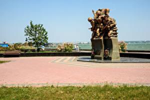 Image Russia Crimea Monuments Kerch
