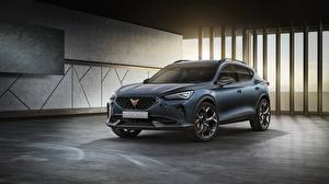 Images Seat Blue Crossover Cupra 2019 Formentor