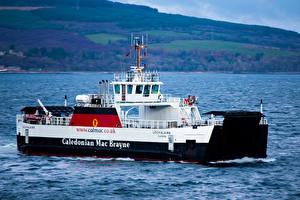 Bilder Schiffe MV Loch Alainn