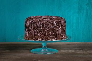 Fonds d'écran Confiseries Gâteau Chocolat Design