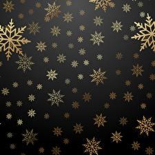 Hintergrundbilder Textur Neujahr Schneeflocken