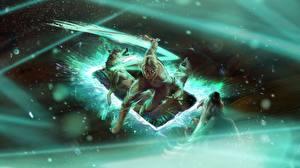 Hintergrundbilder The Witcher 3: Wild Hunt Computerspiel Cirilla Gwent: the witcher card game Mädchens