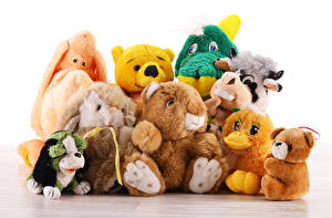 Bilder Spielzeuge Knuddelbär Viel