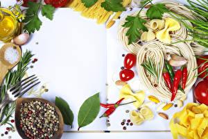 Hintergrundbilder Gemüse Tomate Chili Pfeffer Knoblauch Gewürze Makkaroni