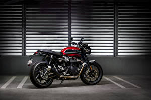 Pictures Triumph Side 2019 Speed Twin