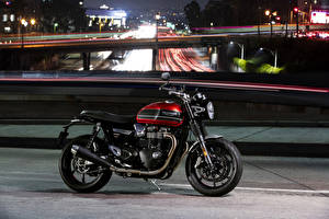 Picture Triumph Side 2019 Speed Twin