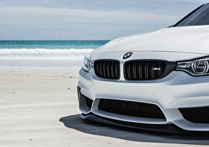 Bilder BMW Weiß F80