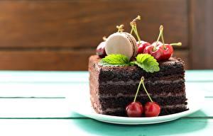 Images Cake Cherry Macaron