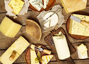 Bilder Käse Bretter Schneidebrett das Essen