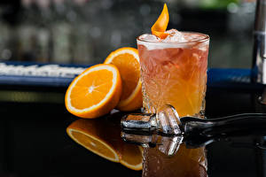 Wallpaper Cocktail Alcoholic drink Orange fruit Highball glass Ice