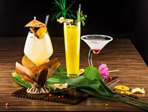 Wallpaper Cocktail Star anise Illicium Highball glass Stemware Leaf Design Food