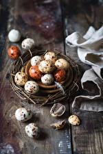 Bilder Ostern Eier Nest Lebensmittel