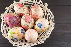 Wallpaper Easter Boards Eggs Design