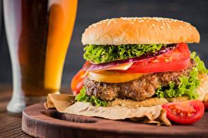 Hintergrundbilder Fast food Burger Brötchen Gemüse Lebensmittel
