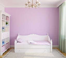 Pictures Interior Children's room Design Bed