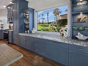 Fotos Innenarchitektur Design Küche Fenster