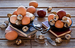 Image Many Boards Book Eggs Food