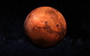 Papel de Parede Desktop Marte