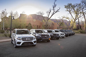 Fotos Mercedes-Benz Viel 2016 TopCar GLE-Klasse Coupe Inferno Autos