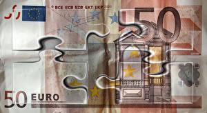 Fotos Geld Papiergeld Euro 50